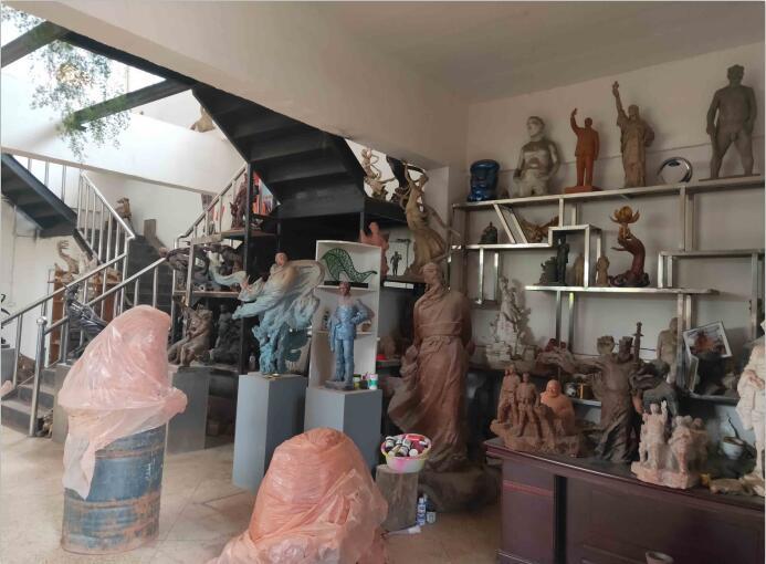 成都人物雕塑工作室