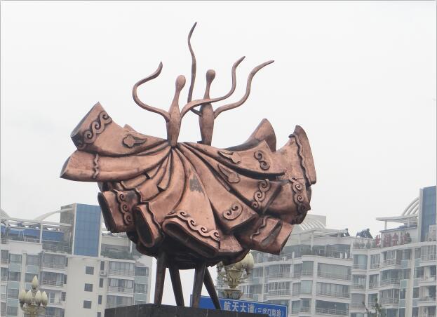 成都铜雕塑厂