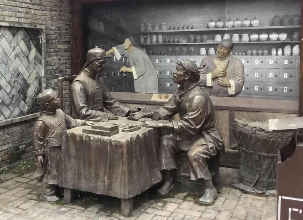 成都金属雕塑厂家