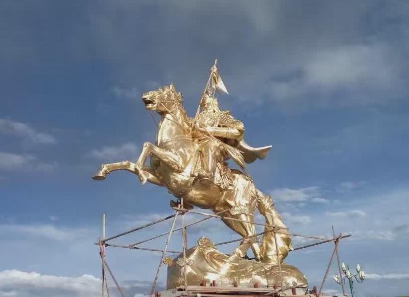 成都铜雕塑