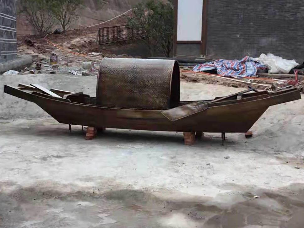 西昌小镇-《船》