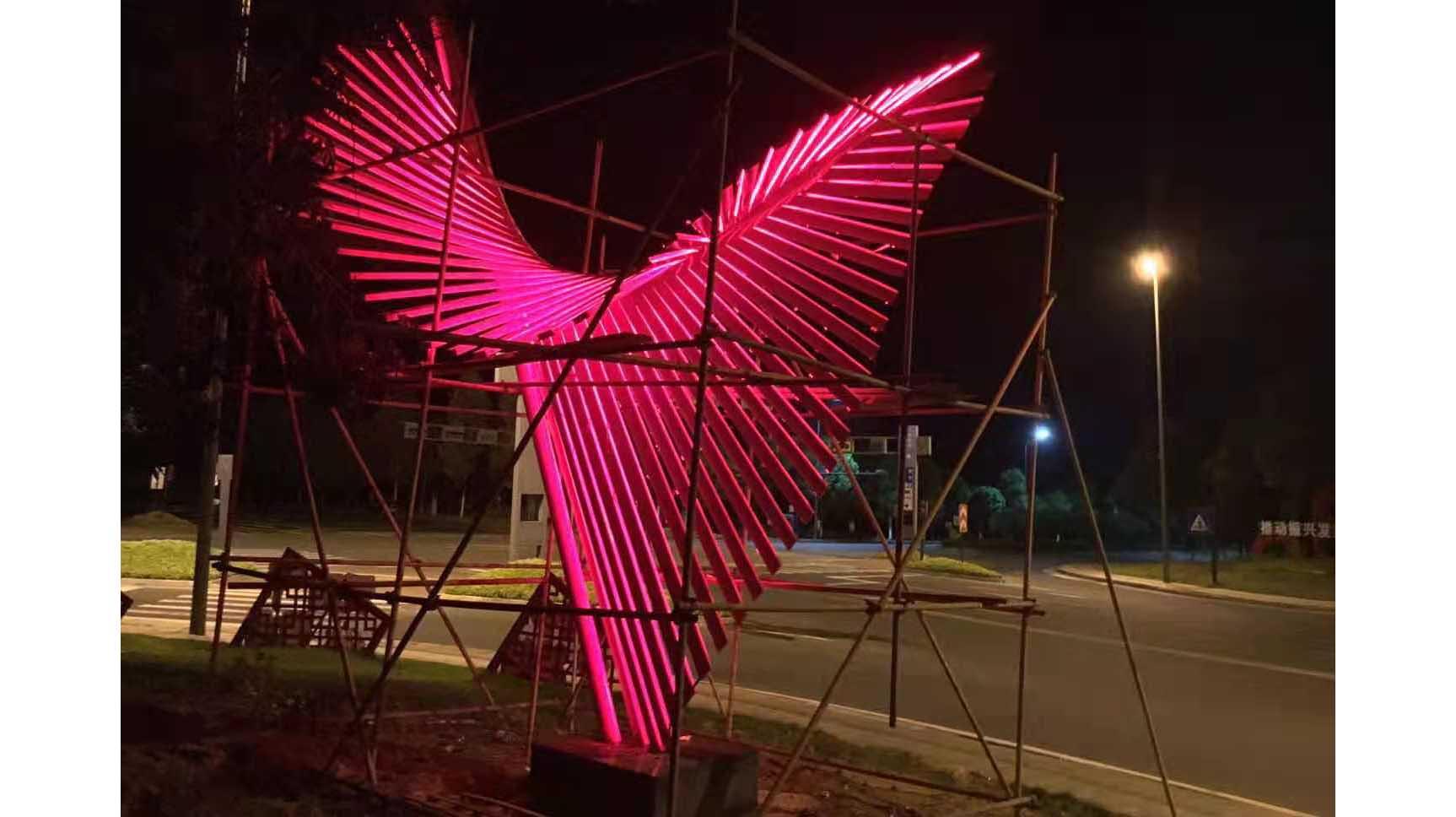 自贡市-《翔》高6米