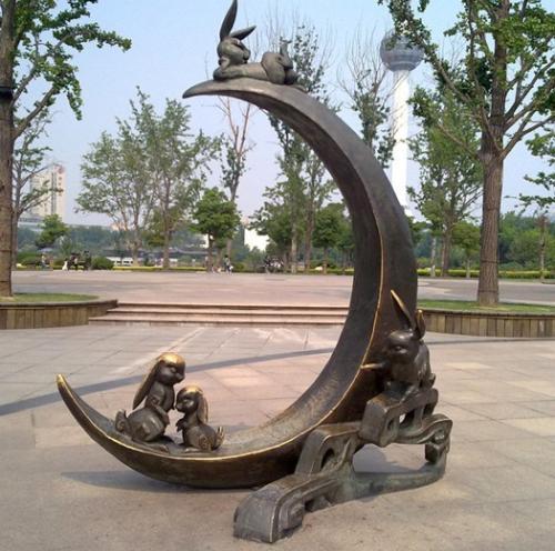 告诉你四川铜雕塑除锈的7种方法