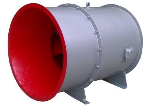 X45.25型混流通风机