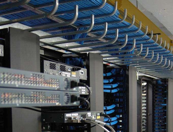 联智电子数据中心网络布线全连接设备分析概况