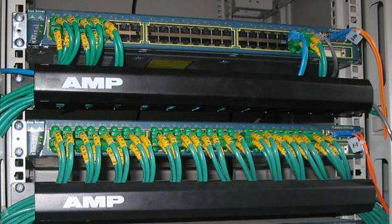 联智电子带您了解关于结构化网络布线基础知识的介绍