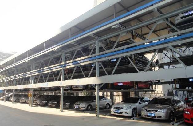 陕西钢结构车库