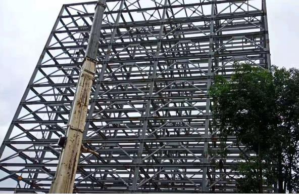 钢结构车库