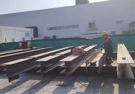 钢结构车库施工