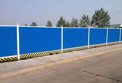 工程围挡运用范围十分的广泛,那么安装有什么要求?