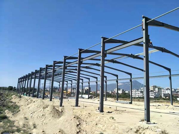 钢结构制作与安装施工方法