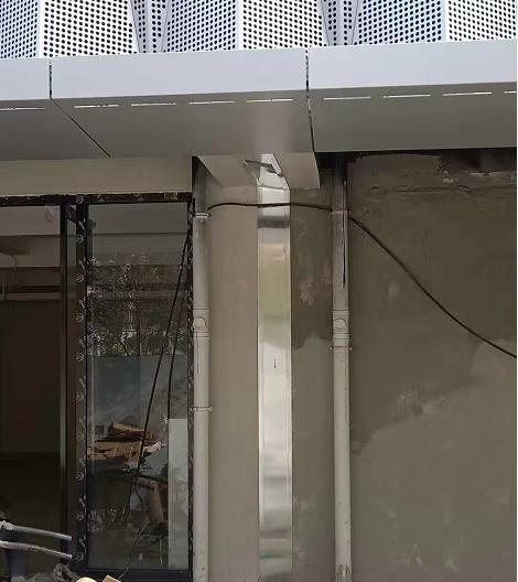 外墙伸缩缝案例