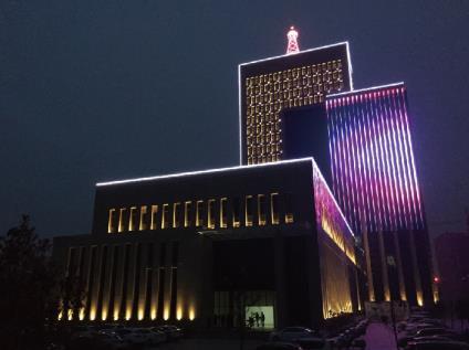 了解现代城市楼体亮化工程的发展趋势