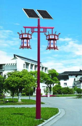 陕西太阳能路灯的保养技巧及开关控制的设计原理