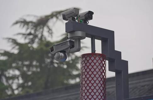 新型智慧城市建设,南京首先迎来智慧路灯新时代