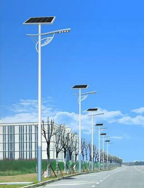 农村太阳能路灯是如何生产工艺以及对环境有什么作用