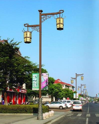 道路路灯的灯杆应该怎样保养呢?