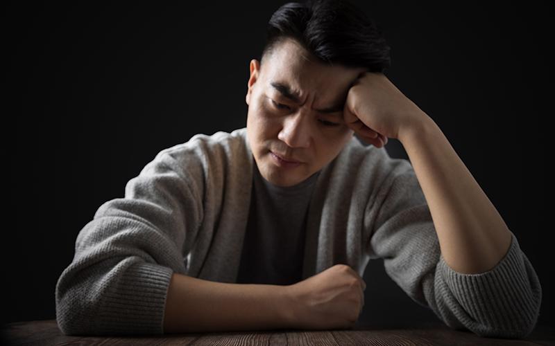 抑郁症治疗:抑郁症是一种什么感觉?