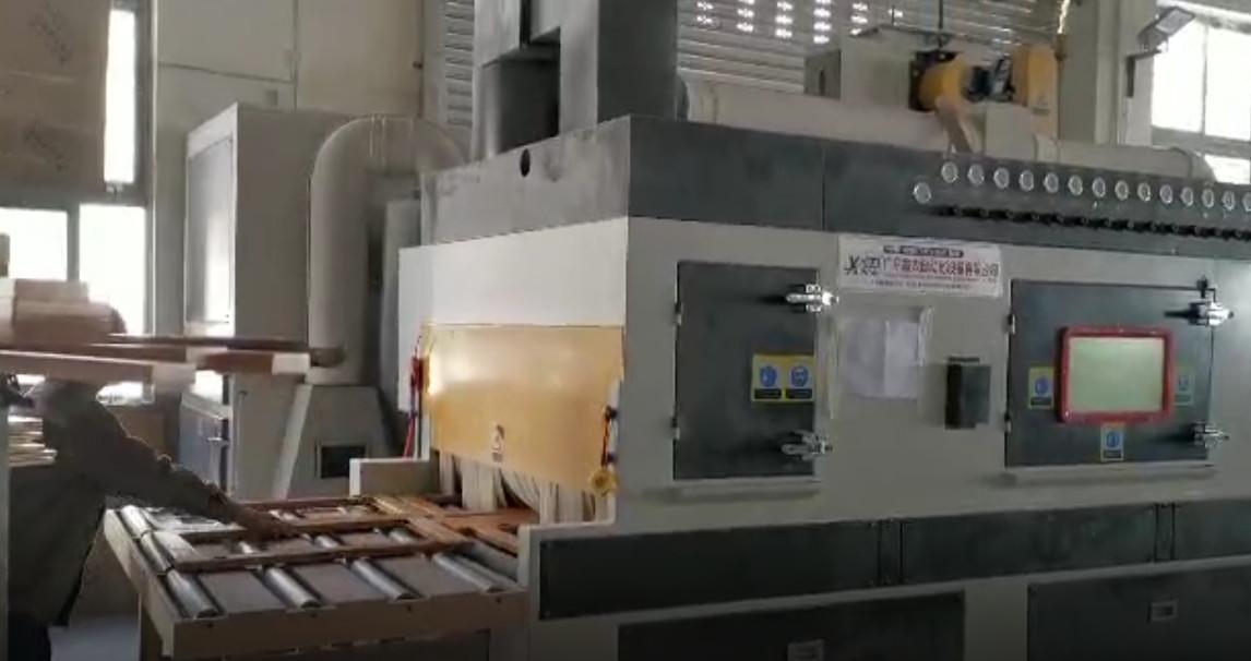 砂光风磨机 XTS-1300-16TG机型及成品展示