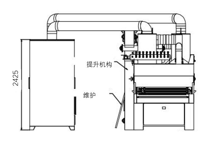 中山砂磨机