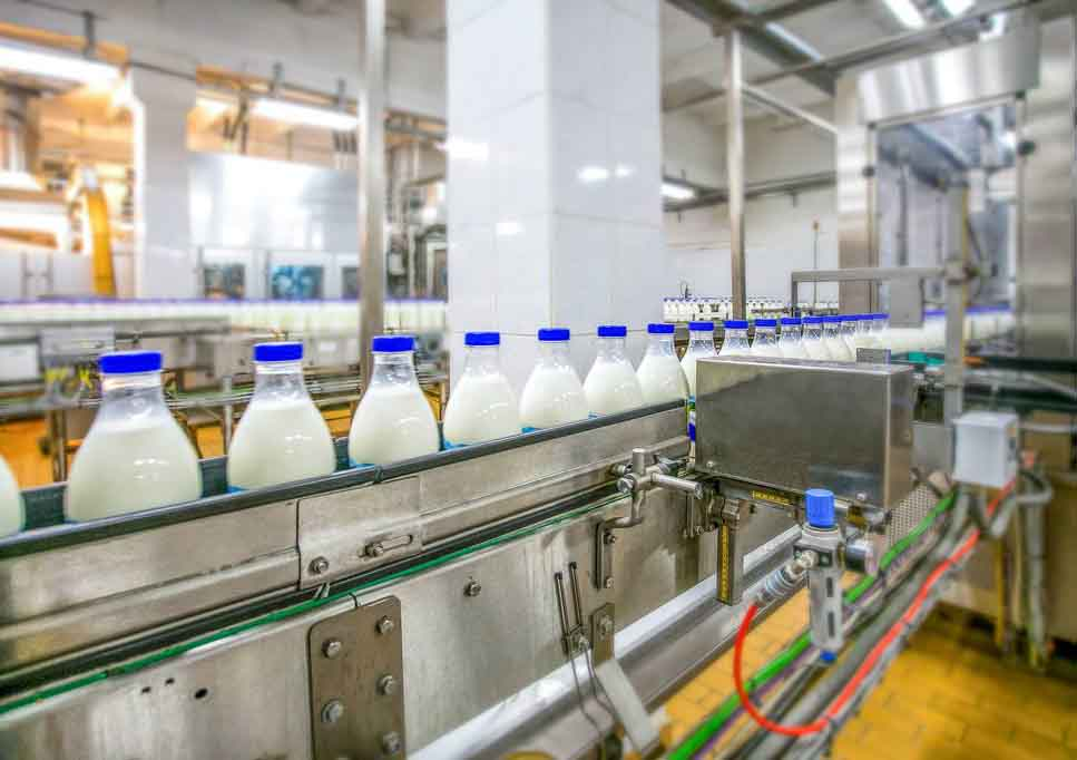 二氧化氯消毒剂在食品加工中的应用