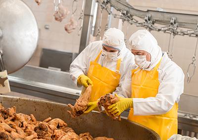二氧化氯在食品加工中的应用