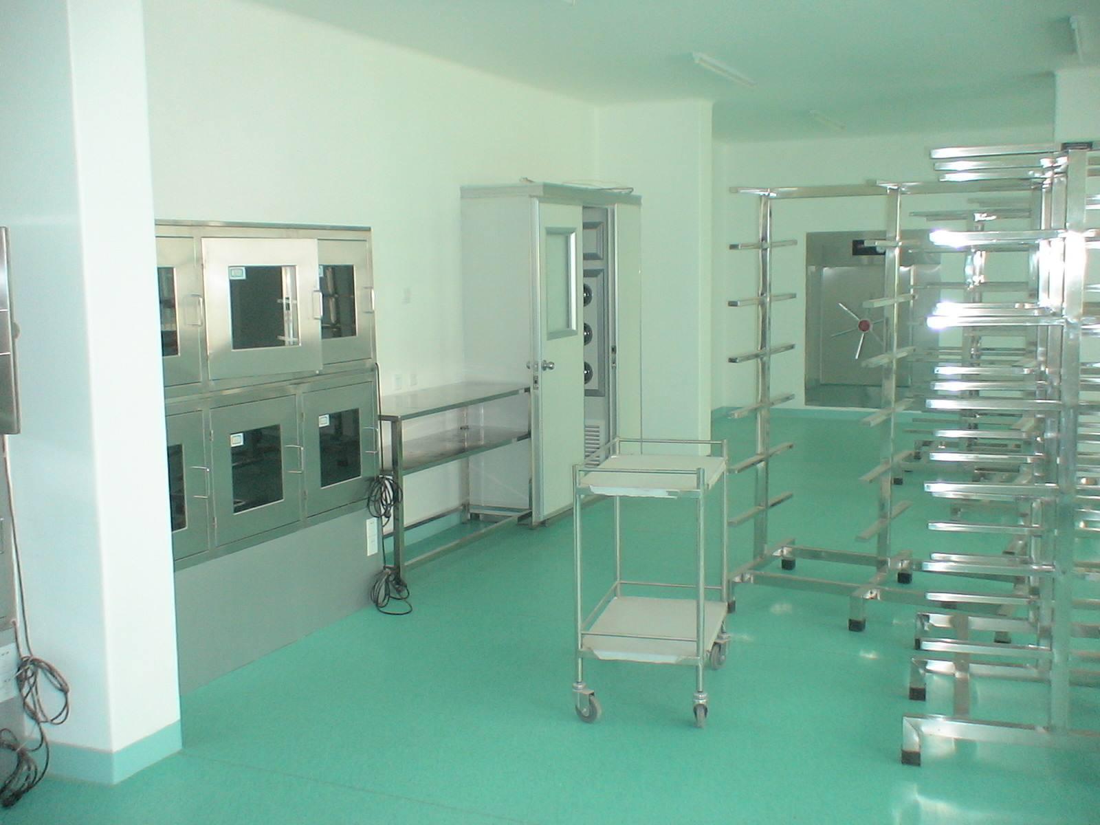 气态二氧化氯医院空气消毒中的应用