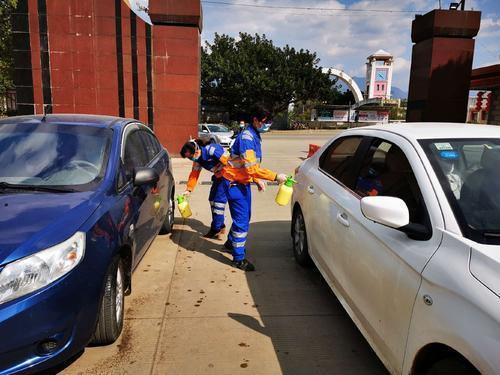 二氧化氯汽车消毒有没有问题