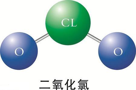二氧化氯消毒液