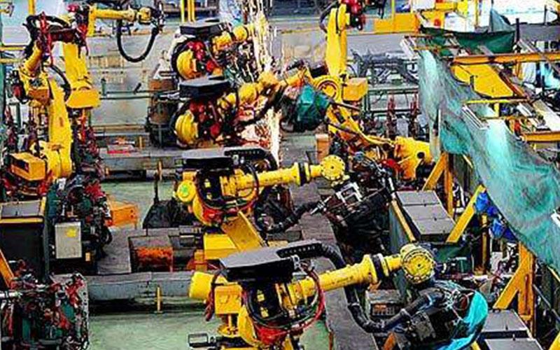 看完快收藏吧,關于工業機器人的組成以及特點