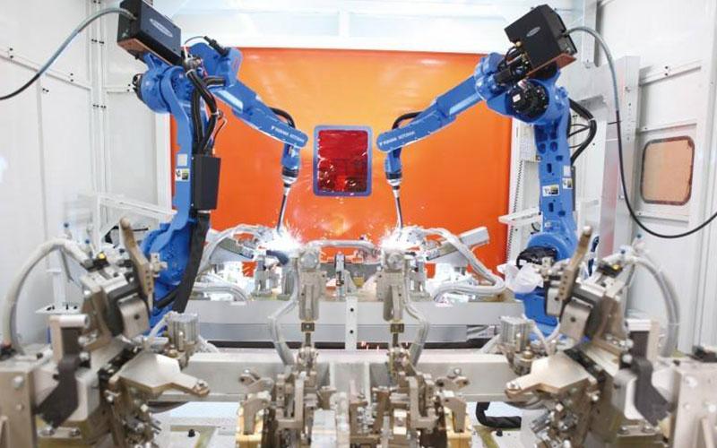 关于工业机器人中经常使用到的三类传感器介绍