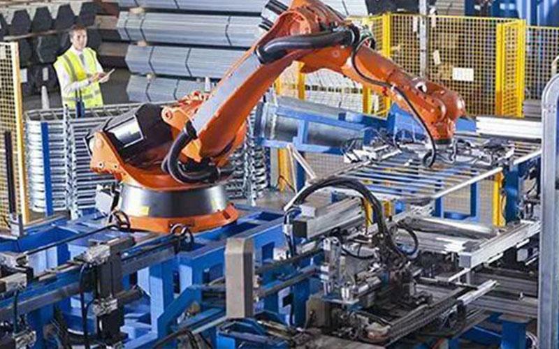 把工业机器人与数控机床融合到一起会有怎样的效果呢?