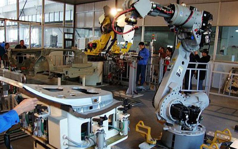 關于工業機器人的應用以及場景介紹