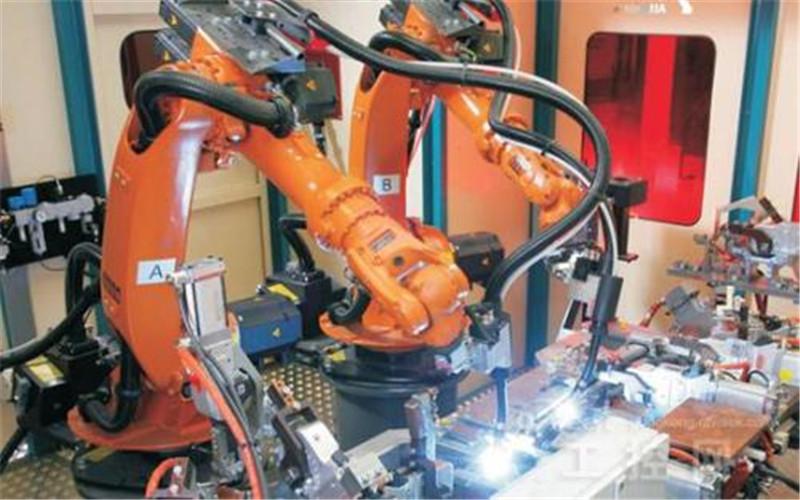工业机器人编程及控制人才培养