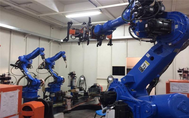 关于机器人应用以及系统集成介绍