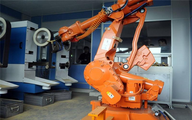 工业机器人应用人才培养
