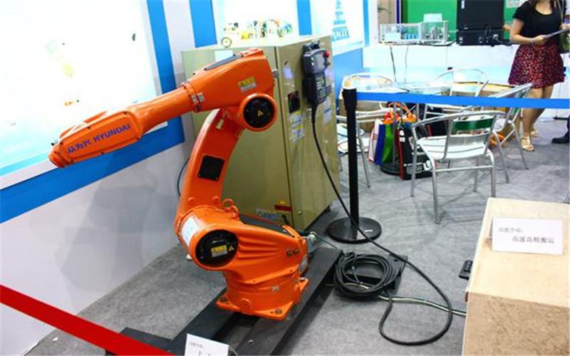 工业机器人培训概述