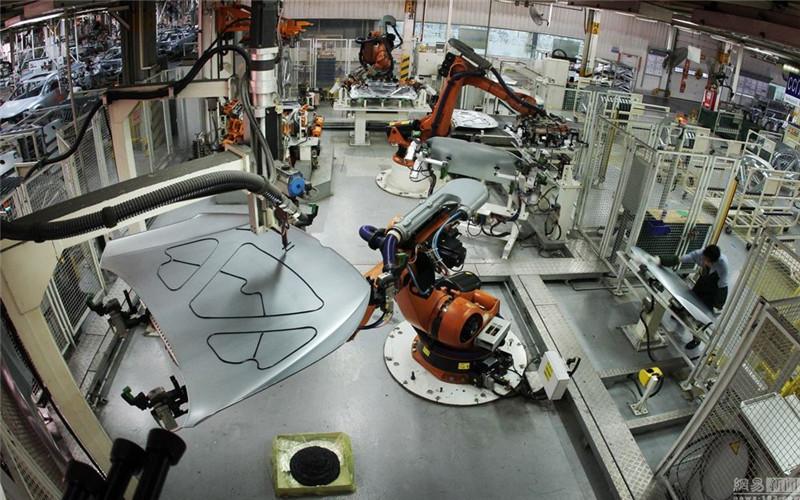 工业机器人现场应用案例