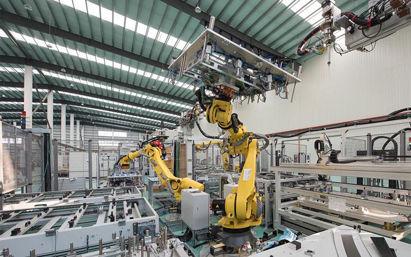 大连机器人教育培训市场成新蓝海