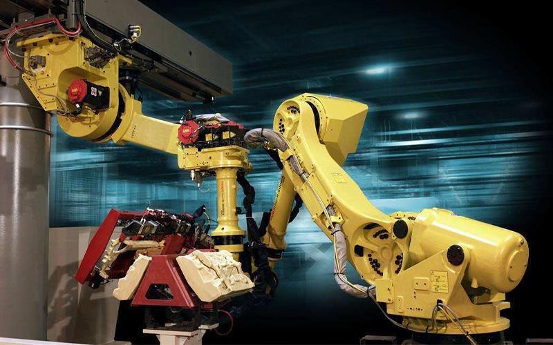 工业机器人培训告诉您工业机器人的三大核心部件