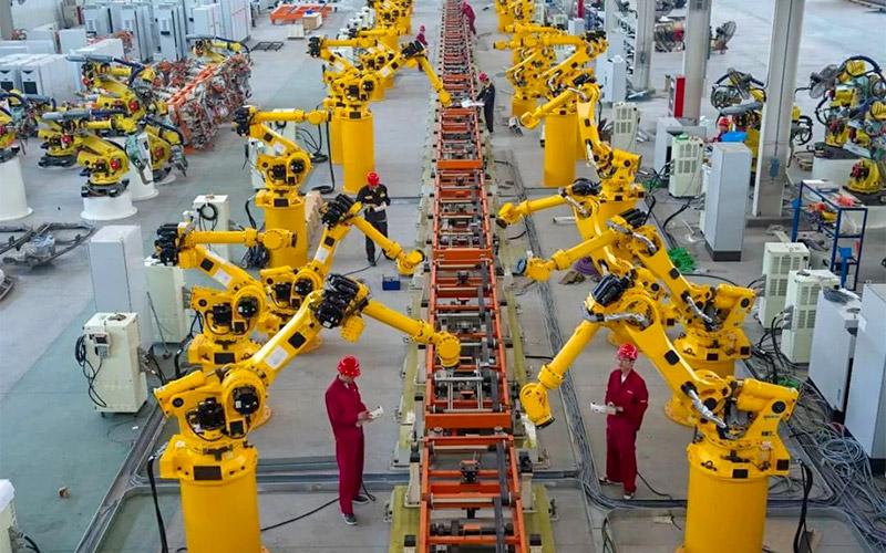 工业机器人培训