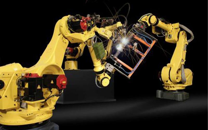 工业机器人相比较人工作业有什么优势