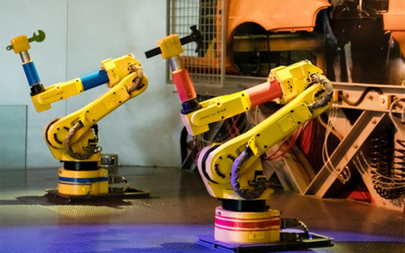 操作工业机器人的时候应该注意哪些技术参数