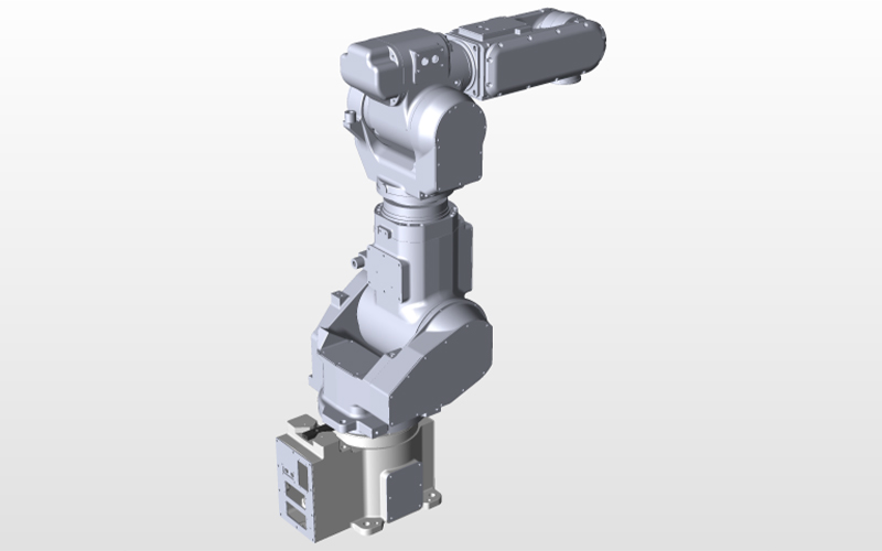 四轴水平工业机器人有什么特点优势