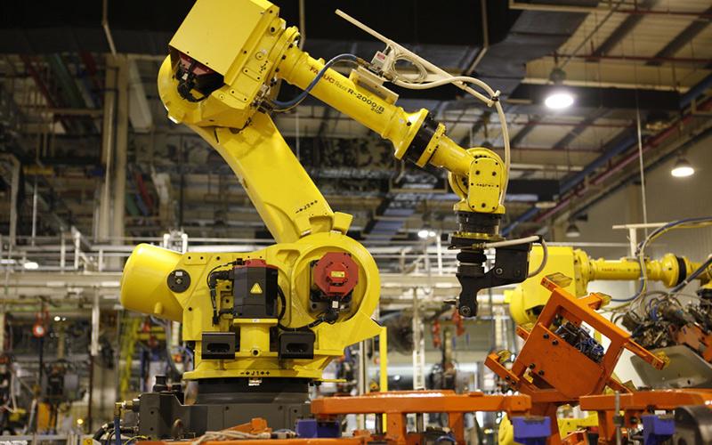 工业互联网时代,工业机器人人才必不可少