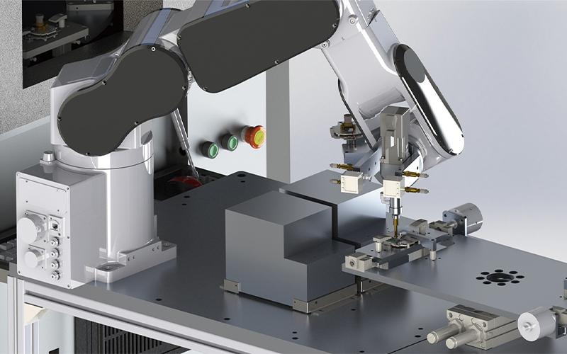 机器人调试