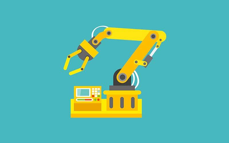 工业机器人的具体分类你知道吗?