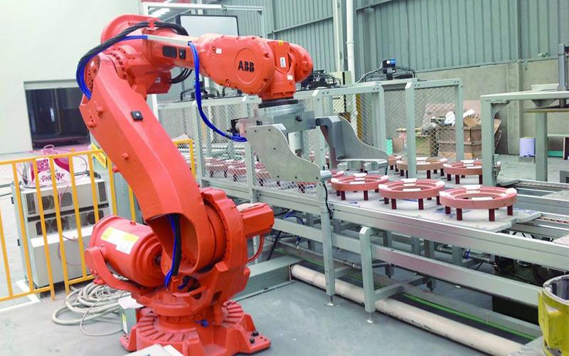 工业机器人调试维护应避免这几个致命风险