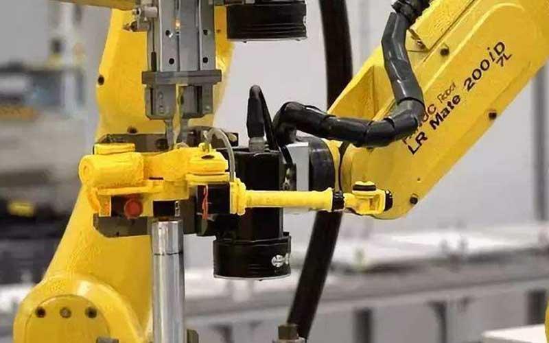 国内工业机器人发展现状