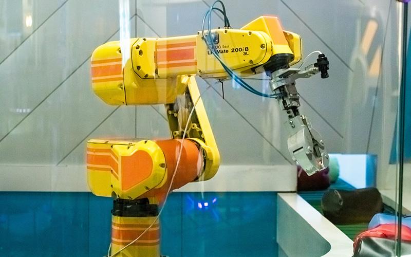 大连机器人培训